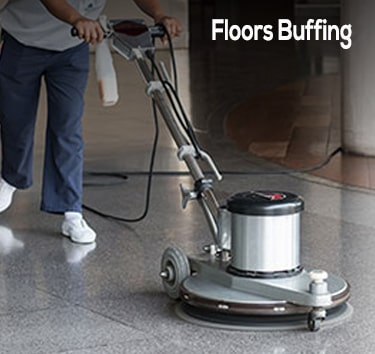 Floors Buffing