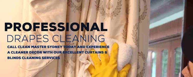 Professional Draps Cleaning Serives