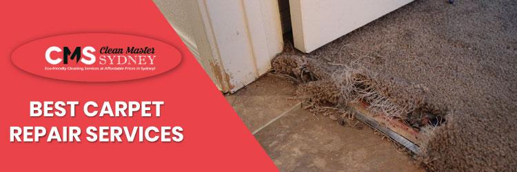 Best Carpet Repair Service