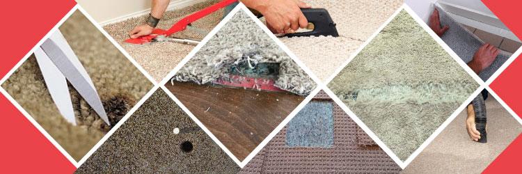 Our Carpet Damage Repair Services