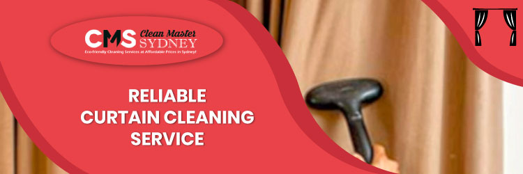 Reliable Curtain Cleaning Service
