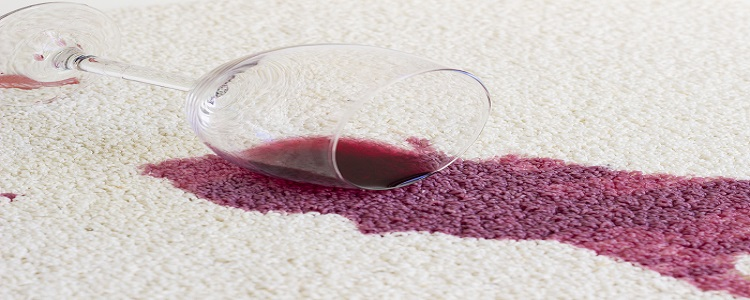 Red Wine Cleaning From Carpets