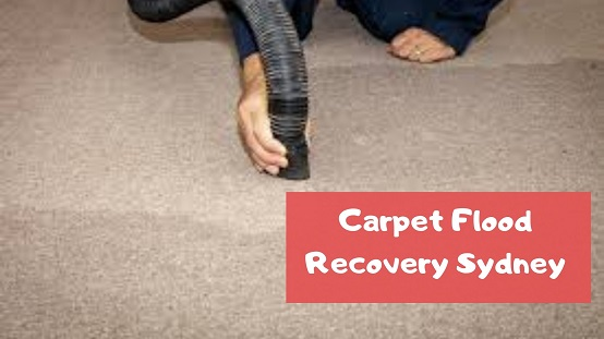 Flooded Carpet Cleaning Sydney