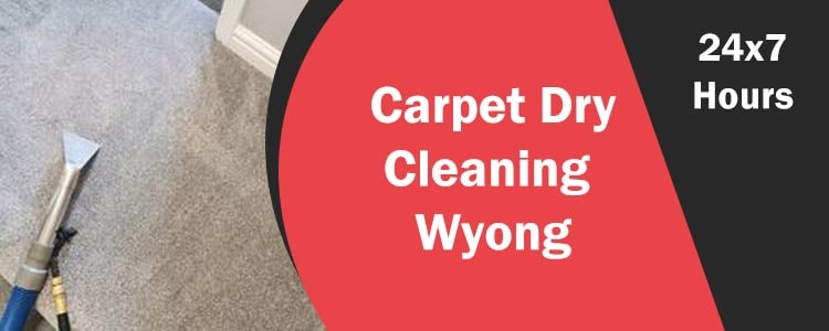 Carpet Dry Cleaning Wyong