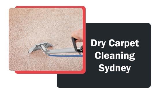 Dry Carpet Cleaning Sydney