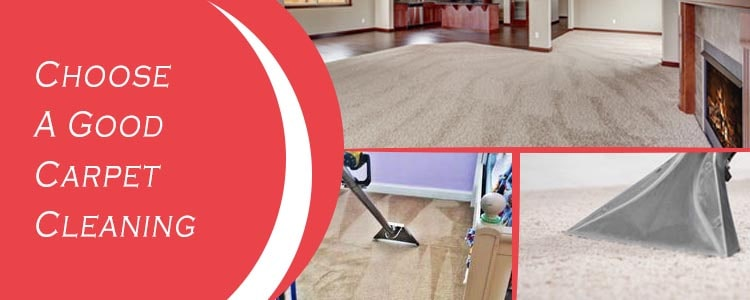 Choose A Good Carpet Cleaning